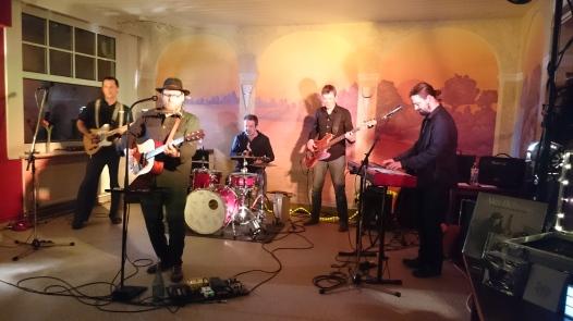 Alex Behning & Band